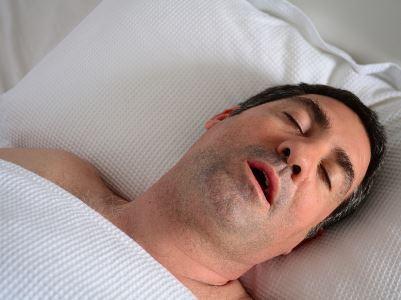 fogyás leállítja az alvási apnoét